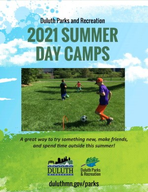 2021 Summer Day Camp Brochure
