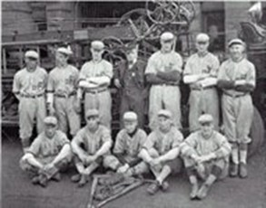 Local 101 Softball Team, 1919