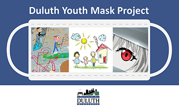 Duluth Youth Mask Project